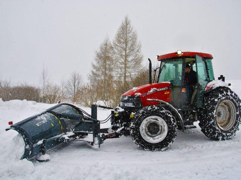 Zimowe obowiązki rolnika