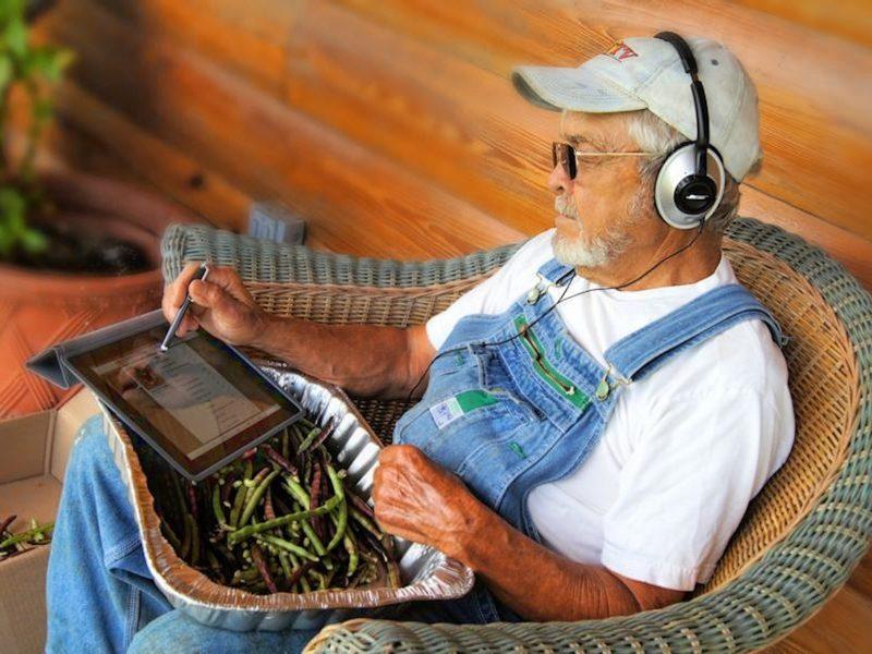 Internetowy sklep rolniczy łączy pokolenia