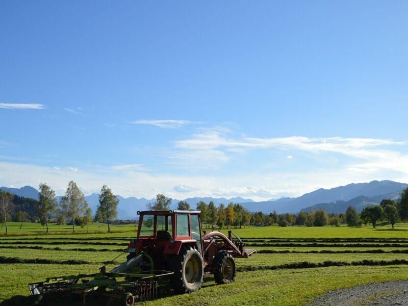 traktor części