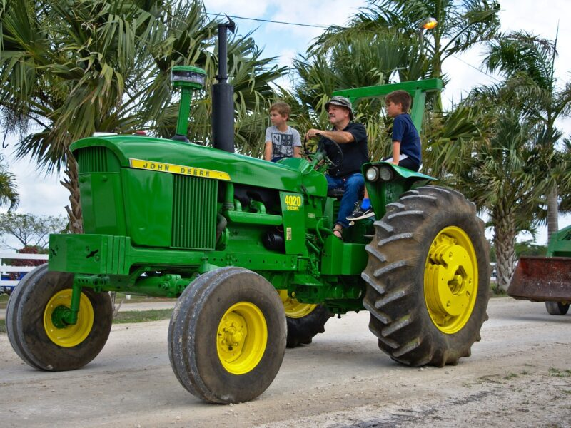 Części do maszyn rolniczych - wybieraj mądrze